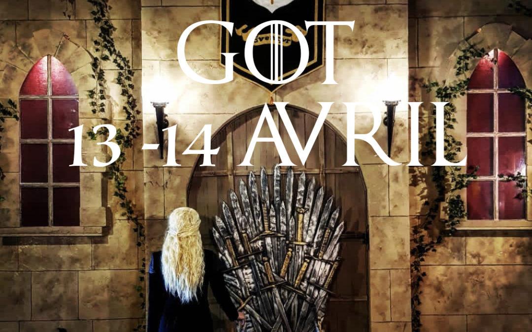 Soirée spéciale Game of Thrones